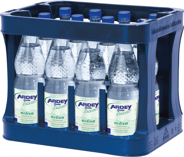 Ardey Medium 12x1l PET (+Pfand 3,30€)