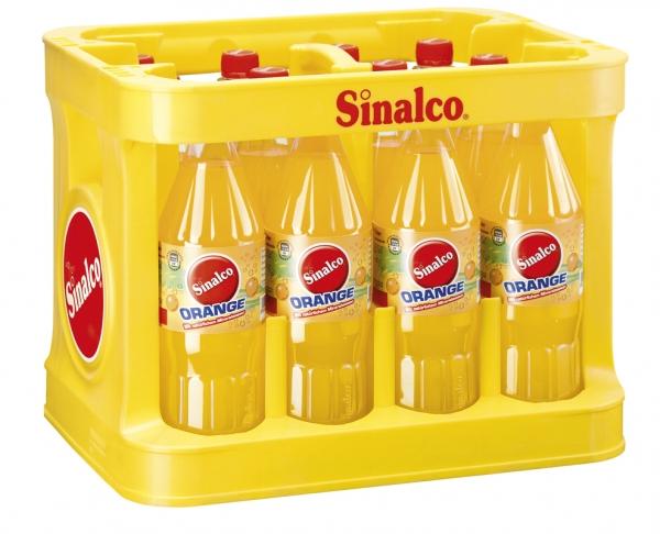 Sinalco Orange 12x1l PET (+Pfand 3,30 €)
