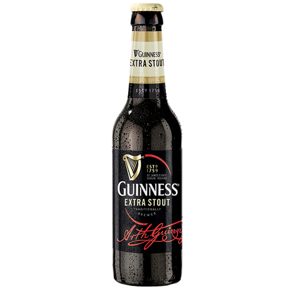 Guinness Extra Stout 11x0,5l (+Pfand 2,38€)