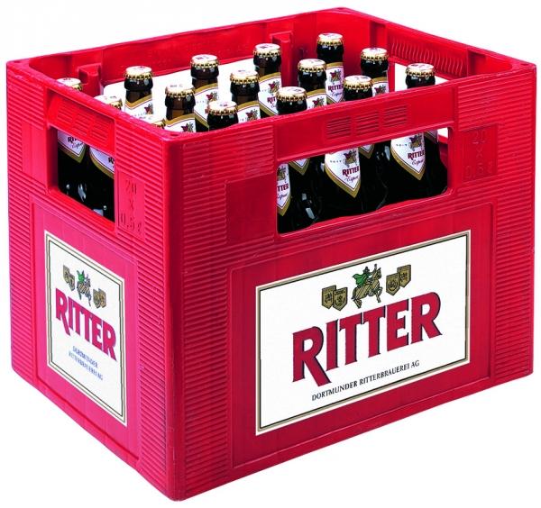Ritter Export 20x0,5l (+Pfand 3,10€)