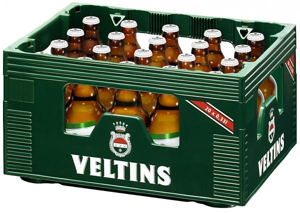 Veltins Steinie 20x0,33l (+Pfand 3,10€)