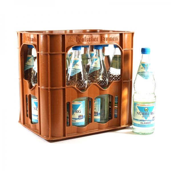 Nürburg Classic 12x0,7l Glas (+Pfand 3,30€)