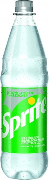 Sprite Zero 12x1l PET (+Pfand 3,30€)