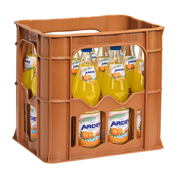 Ardey Orangenlimonade 12x0,75l Glas (+Pfand 3,30€)