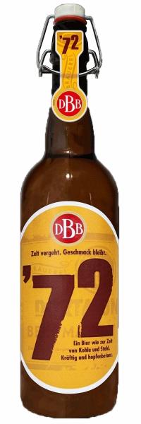 Bergmann `72 1x0,75l (+0,15€ Pfand)