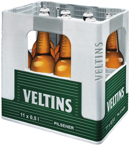 Veltins Pils 11x0,5l (+Pfand 2,38€)