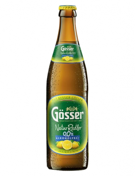 Gösser Naturradler Alkoholfrei 20x0,5l (+Pfand 3,10€)
