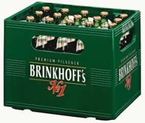 Brinkhoffs No.1 20x0,5l (+Pfand 3,10€)