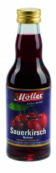 Möller Kirsche 24x0,2l Glas (+Pfand 5,10€)