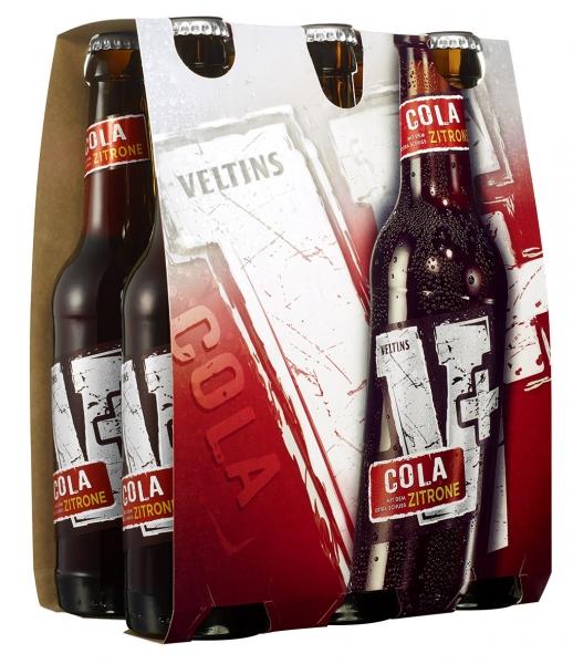 Veltins V+ Cola 6x0,33L (+ 0,48€ Pfand)