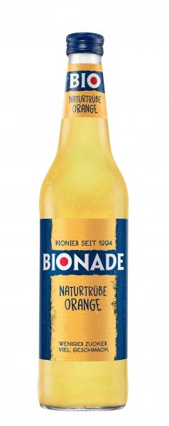 Bionade Orange naturtrüb 10x0,5l (+3,00€ Pfand)
