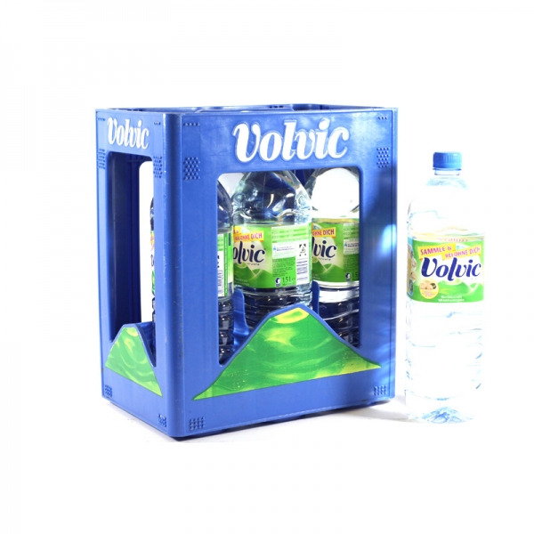 Volvic Naturelle 6x1,5l PET (+Pfand 3,00€)