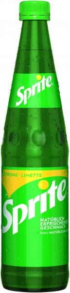 Sprite 20x0,5l Glas (+Pfand 4,50€)