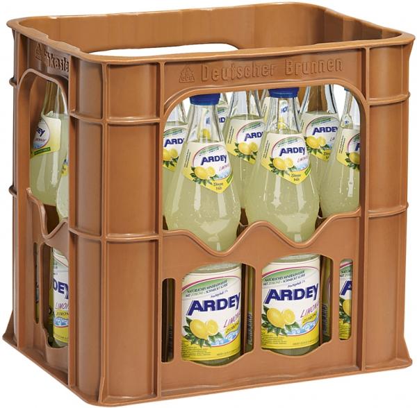 Ardey Zitronelimonade Trüb 12x0,75l Glas (+Pfand 3,30€)