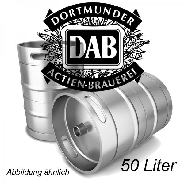 DAB Pils 50 L Fassbier (+ 30,00€ Pfand)