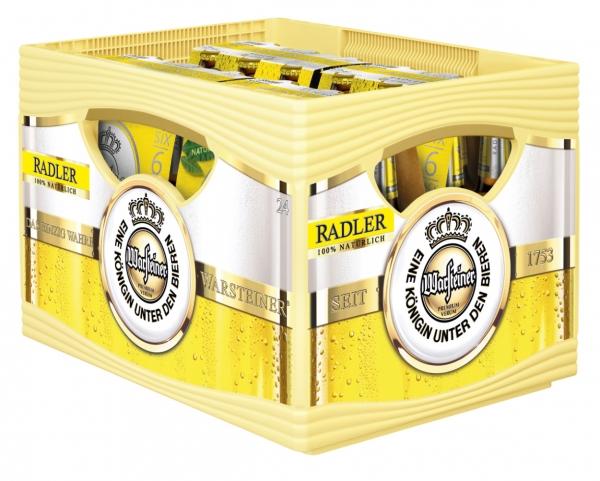 Warsteiner Radler 24x0,33l (+Pfand 3,42€)