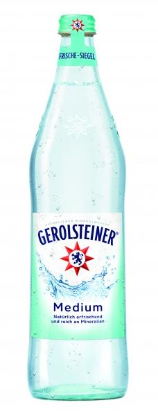Gerolsteiner Medium 12x0,75l Glas (+Pfand 3,30€)