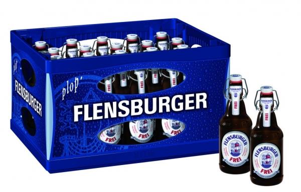 Flensburger Alkoholfrei 20x0,33l (+Pfand 4,50€)