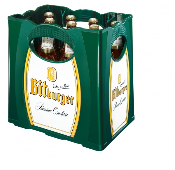Bitburger Elf 11x0,5l (+Pfand 2,38€)