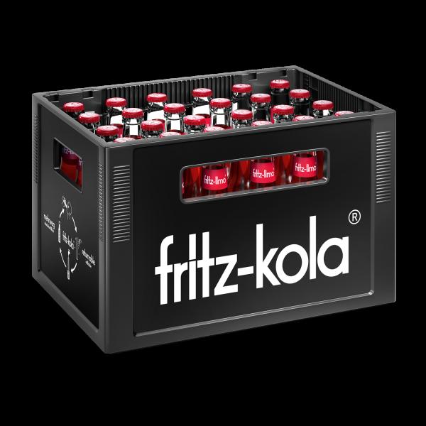 Fritz Kirsch 24x0,33l (+Pfand 3,42€)