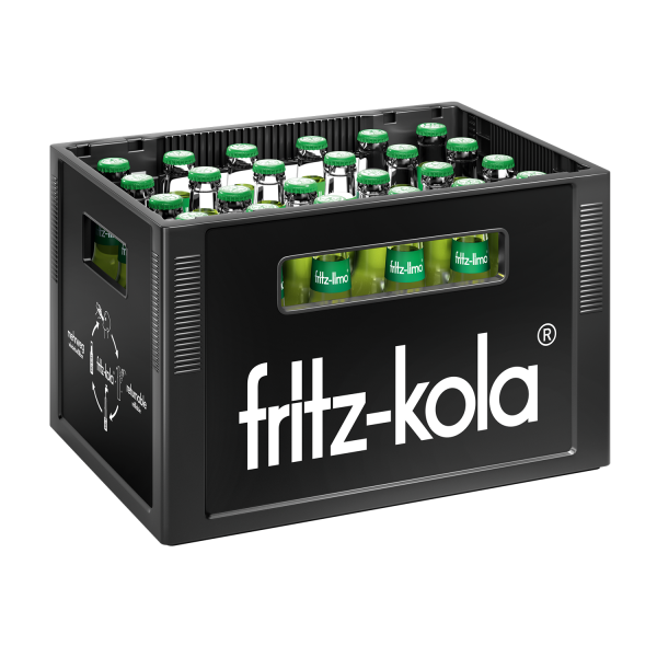 Fritz Melone 24x0,33l (+Pfand 3,42€)