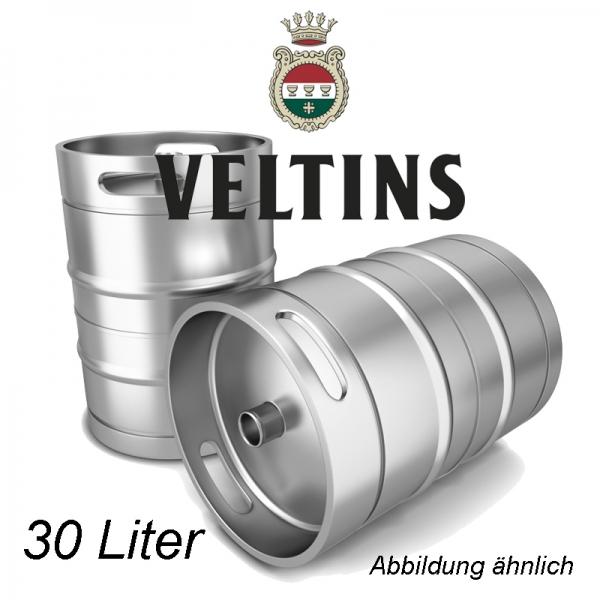 Veltins 30 L Fassbier (+ 30,00€ Pfand)