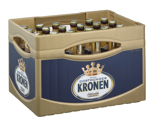 Kronen Pils 24x0,33l (+Pfand 3,42€)