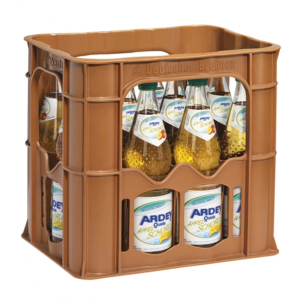 Ardey Apfelschorle 12x0,7l Glas (+Pfand 3,30€)