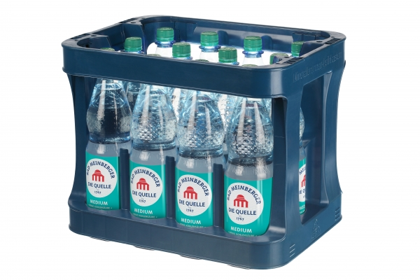 Bad Meinberger Medium 12x1l PET (+Pfand 3,30€)
