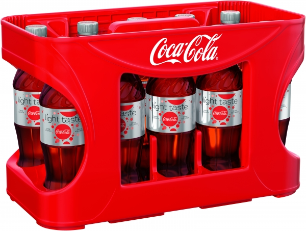 Coca Cola light 12x0,5l PET (+Pfand 4,50€)