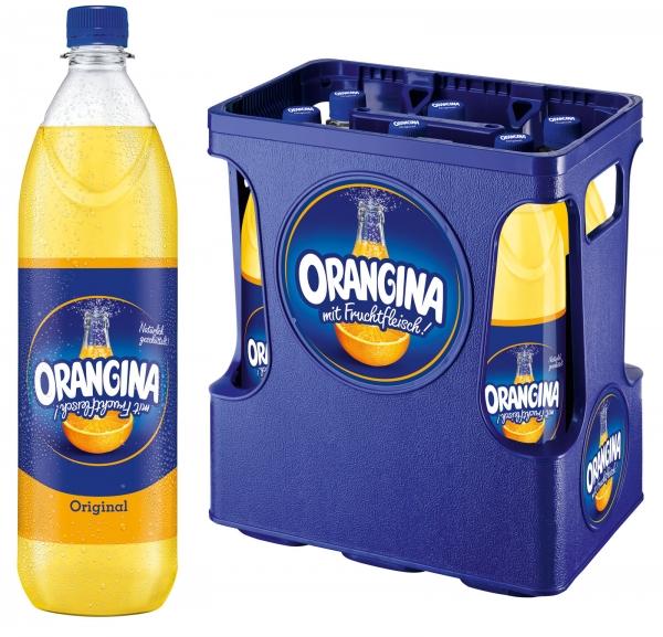 Orangina 6x1l (+Pfand 2,40€)