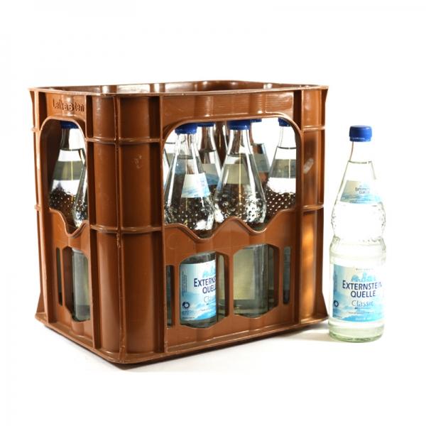 Externstein Classic 12x0,7l Glas (+3,30€ Pfand)