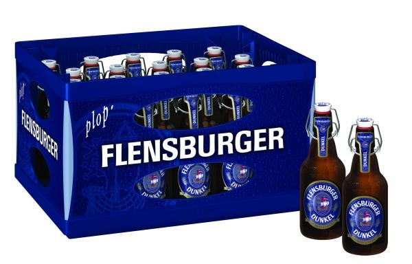 Flensburger Dunkel 20x0,33l (+Pfand 4,50€)