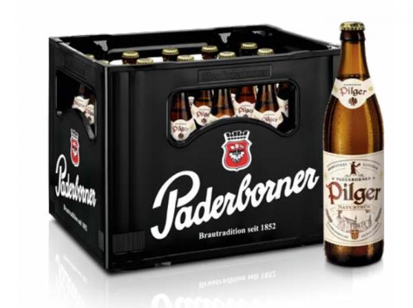 Paderborner Pilger Landbier 20x0,5l (+3,10€ Pfand)