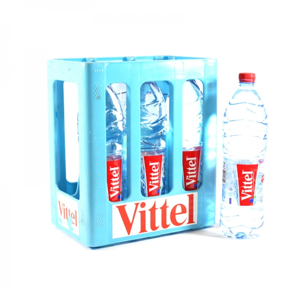 Vittel Naturelle 6x1,5l PET (+Pfand 3,00€)