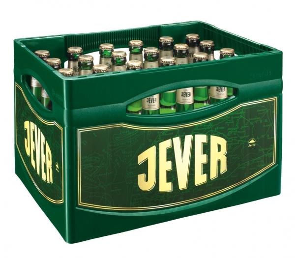 Jever Pils 24x0,33l (+Pfand 3,42€)