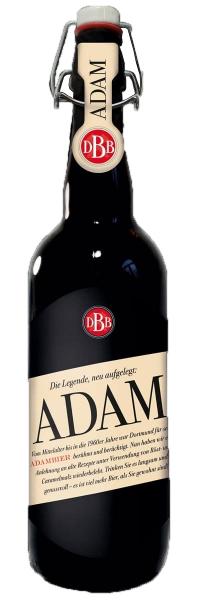 Bergmann ADAM 1x0,75l (+0,15€ Pfand)