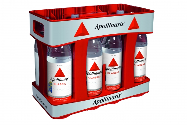 Apollinaris Classic 10x1l PET (+Pfand 3,00€)