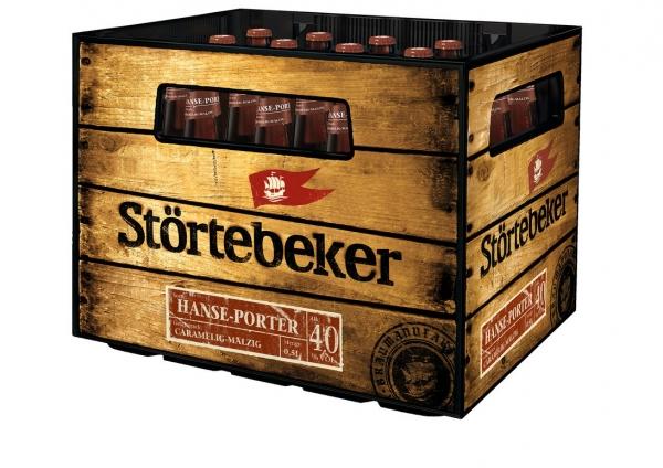 Störtebeker Hanse Porter 20x0,5l (+Pfand 3,10€)