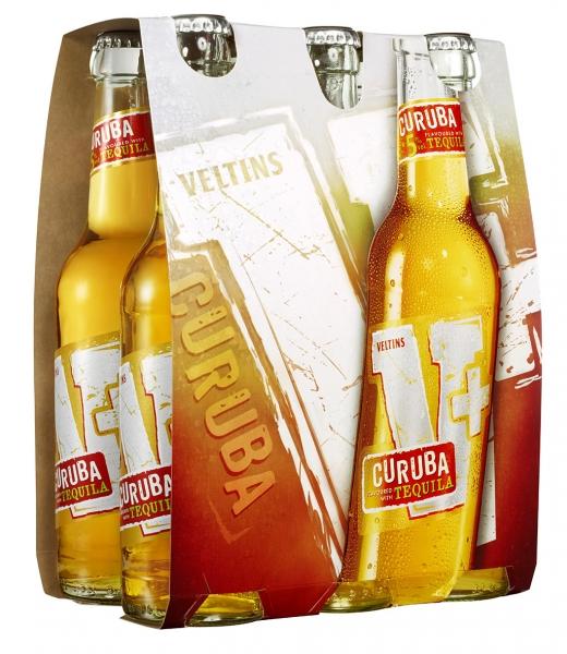 Veltins V+ Curuba 6x0,33L (+ 0,48€ Pfand)