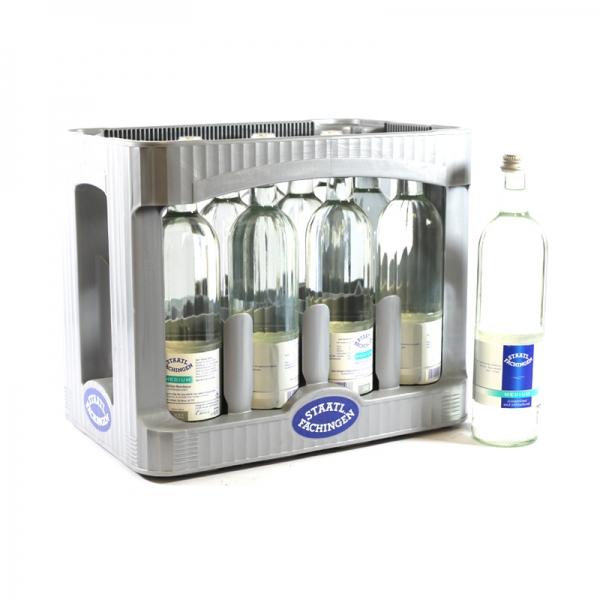 St.Fachingen Heilwasser Medium 12x0,75l Glas (Pfand 3,30€)