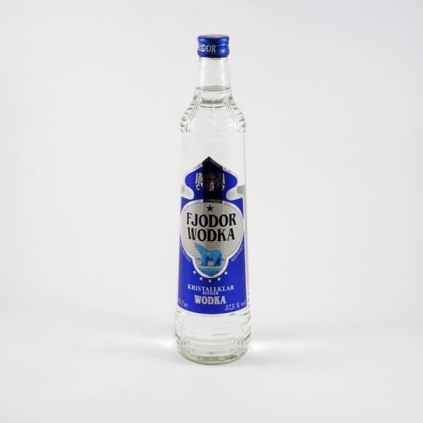 Fjodor 0,7L 37,5%