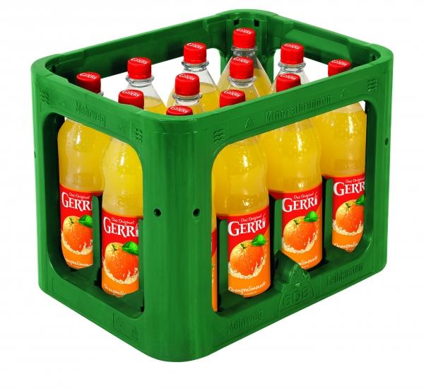 Gerri Orange 12x1l PET (+Pfand 3,30€)