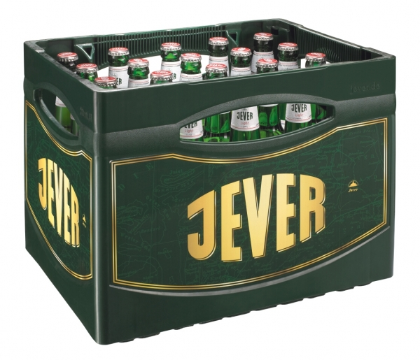Jever Light 20x0,5l (+Pfand 3,10€)