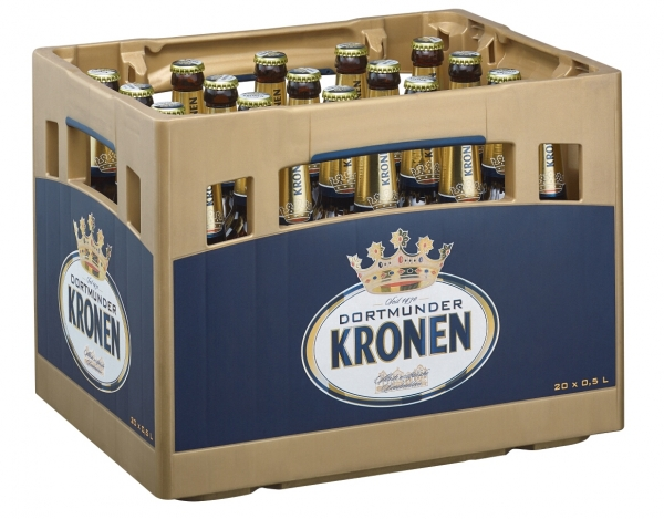 Dortmunder Kronen Pils 20x0,5l (+Pfand 3,10€)