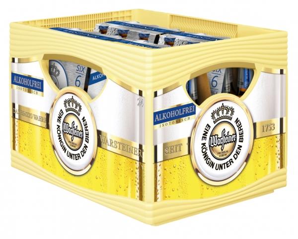 Warsteiner Alkoholfrei 24x0,33l (+Pfand 3,42€)