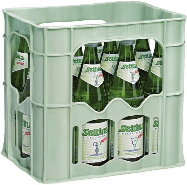 Seltina Medium 12x0,75l Glas (+Pfand 3,30€)