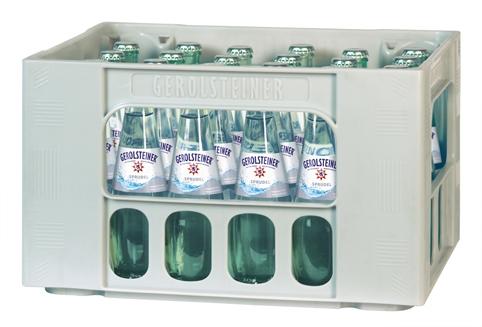 Gerolsteiner Gourmet Classic 24x0,25l Glas (+Pfand 5,10€)
