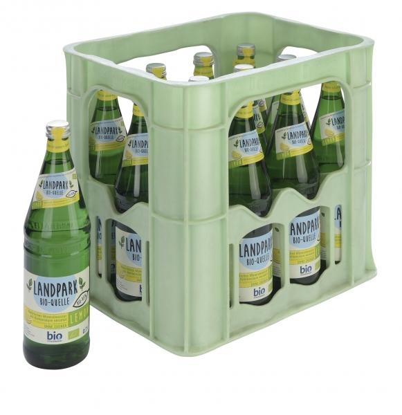 Landpark Bio Lemon 12x0,75l Glas (+Pfand 3,30€)