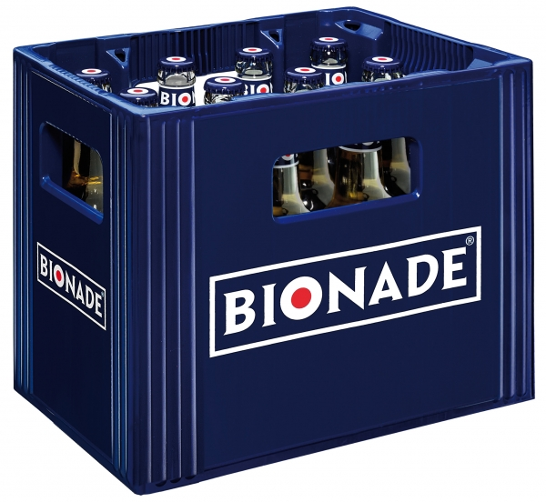 Bionade Holunder 12x0,33l Glas (+2,46€ Pfand)